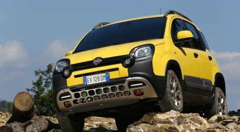Fiat launches the new Panda Cross