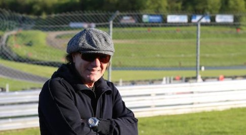 AC/DC front man to rock the Croft Nostalgia Weekend