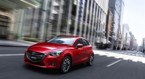First look at the new Mazda2
