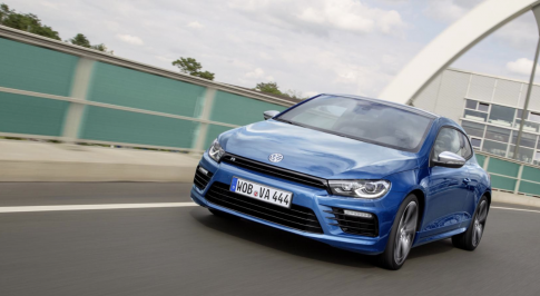 Facelift Volkswagen Scirocco now available to order