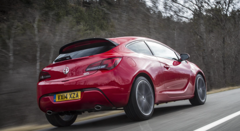 Vauxhall Astra GTC gets all-new diesel engine