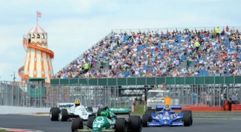 Another successful year at Silverstone Classic event
