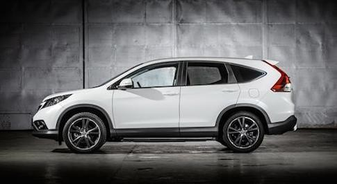 Honda CR-V voted Which? Cars Most Reliable SUV 2014
