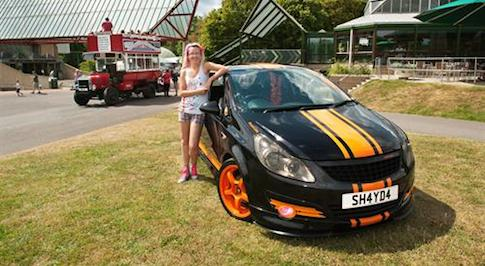 Simply Vauxhalls at Beaulieu National Motor Museum!