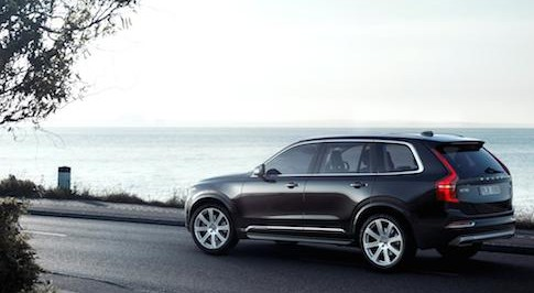 Volvo re-launches brand with all-new XC90