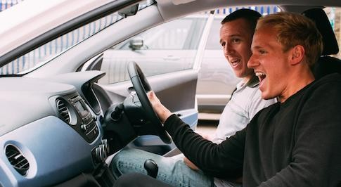 Second instalment of Made In Chelsea stars bid to learn to drive