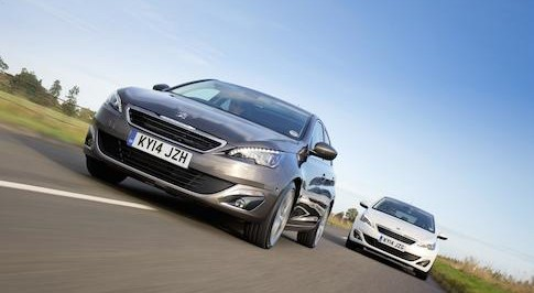 New Peugeot 308 to star alongside Morgan Freeman in Lucy