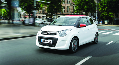 New Citroen C1 set to take on city car rivals