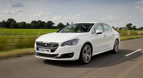 New Peugeot 508 details released