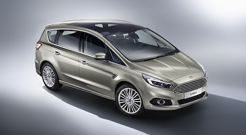 Ford to reveal new S-MAX and C-MAX at Paris Motor Show