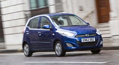 Hyundai is the best city car at the What Car? Used Car awards