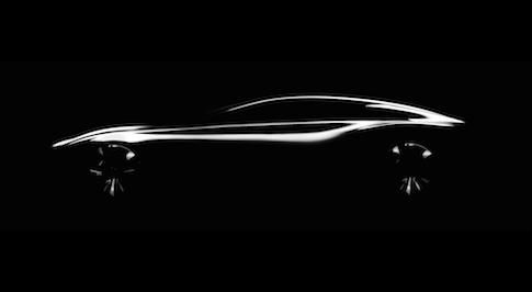 Infiniti Q80 Inspiration to be revealed in October