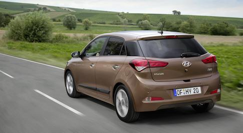 Hyundai all-new i20: full details revealed