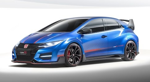 Honda Civic Type-R will be the most extreme yet