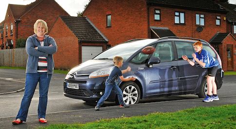 Best MPV award goes to the Citroen C4 Grand Picasso