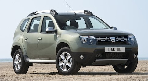Dacia Duster revamped for 2015