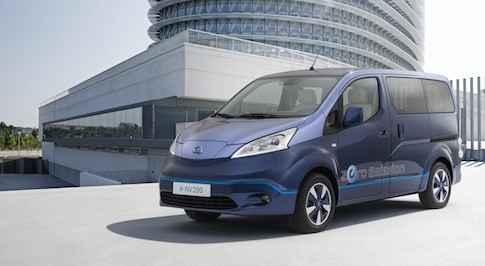 Nissan creates EV for VIPs