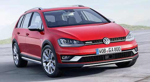 Golf Alltrack to hit dealerships in summer 2015
