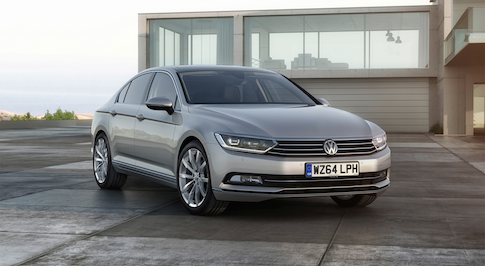 High-tech Volkswagen Passat available next week