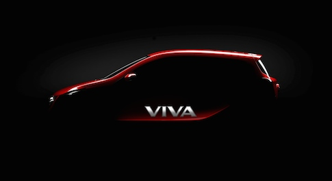 Vauxhall announces brand new Viva Model