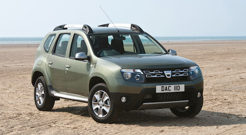Dacia wins gold at IPA effectiveness awards 2014