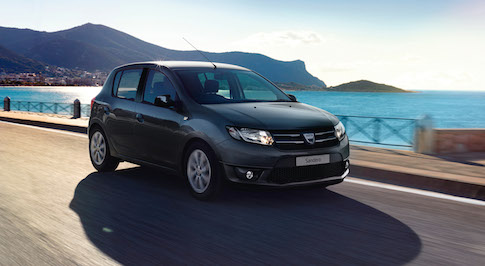 Dacia launches new Sandero Midnight
