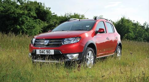 Three millionth Dacia sold!