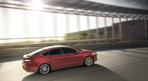 Ford introduces a host of new technology on Mondeo