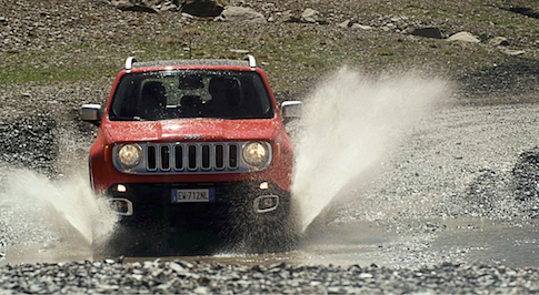 Jeep supports Kalymnos Climbing Festival