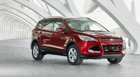 Ford delivers most powerful diesel Kuga ever