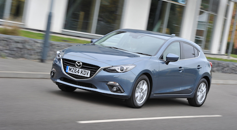 Mazda records huge fleet sales growth in 2014