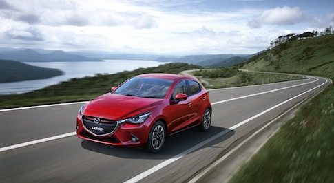Mazda begins manufacturing the new Mazda2 in Mexico