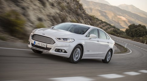 New Ford Mondeo features comfort enhancing technology