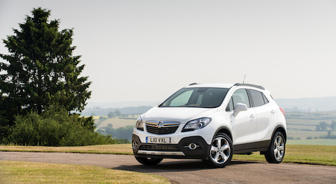 Vauxhall serves up a Mokka