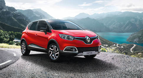 Renault introduces top-of-the-range Captur Signature