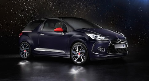 DS puts your name in lights with #DS3byNight