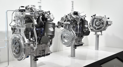 Hyundai creates new generation eco-engines