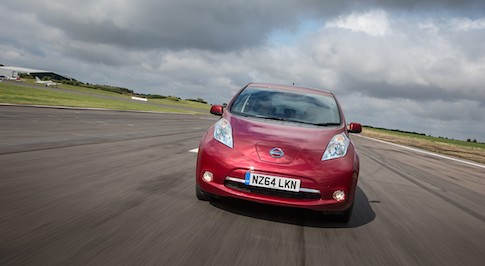 Nissan LEAF is a record breaker