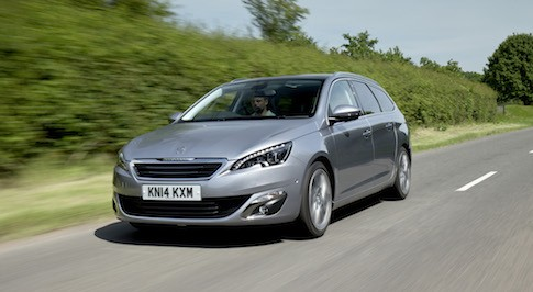 Double eco awards for Peugeot