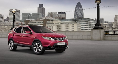 Nissan Qasqai awarded Best Family Car 2014