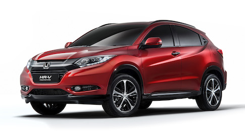 Honda HR-V shortlisted for What Car? Reader Award