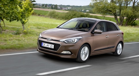Specification details for the new Hyundai i20 revealed