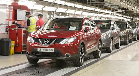 Nissan Qashqai the original crossover makes automotive history