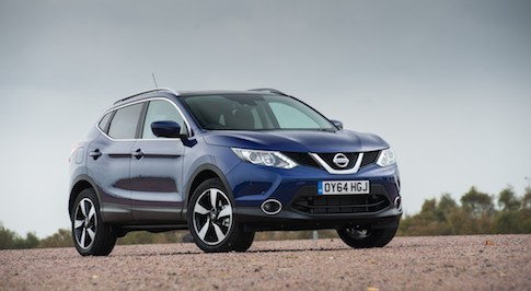 New Nissan petrol engine puts Qashqai ahead of the field