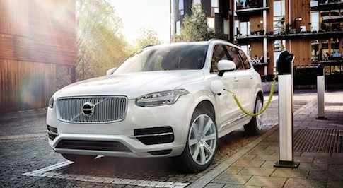 Volvo introduces the world's most powerful and cleanest SUV