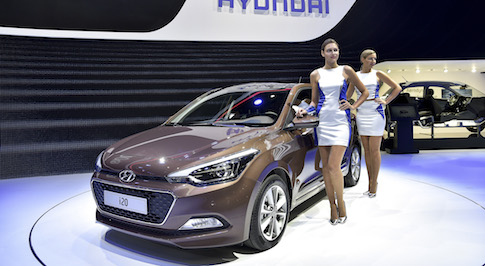 Hyundai to unveil four new models on live webcast
