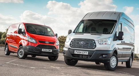 Ford extends UK market lead with commercial vehicle sales