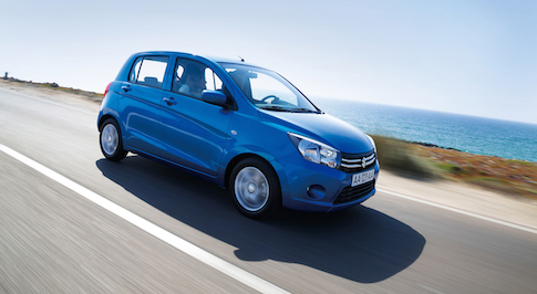 Specification for Suzuki's latest Celerio city car revealed
