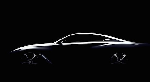 Infiniti preview Q60 to be unveils at Detroit Show
