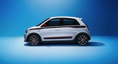 Renault Twingo: small and mighty